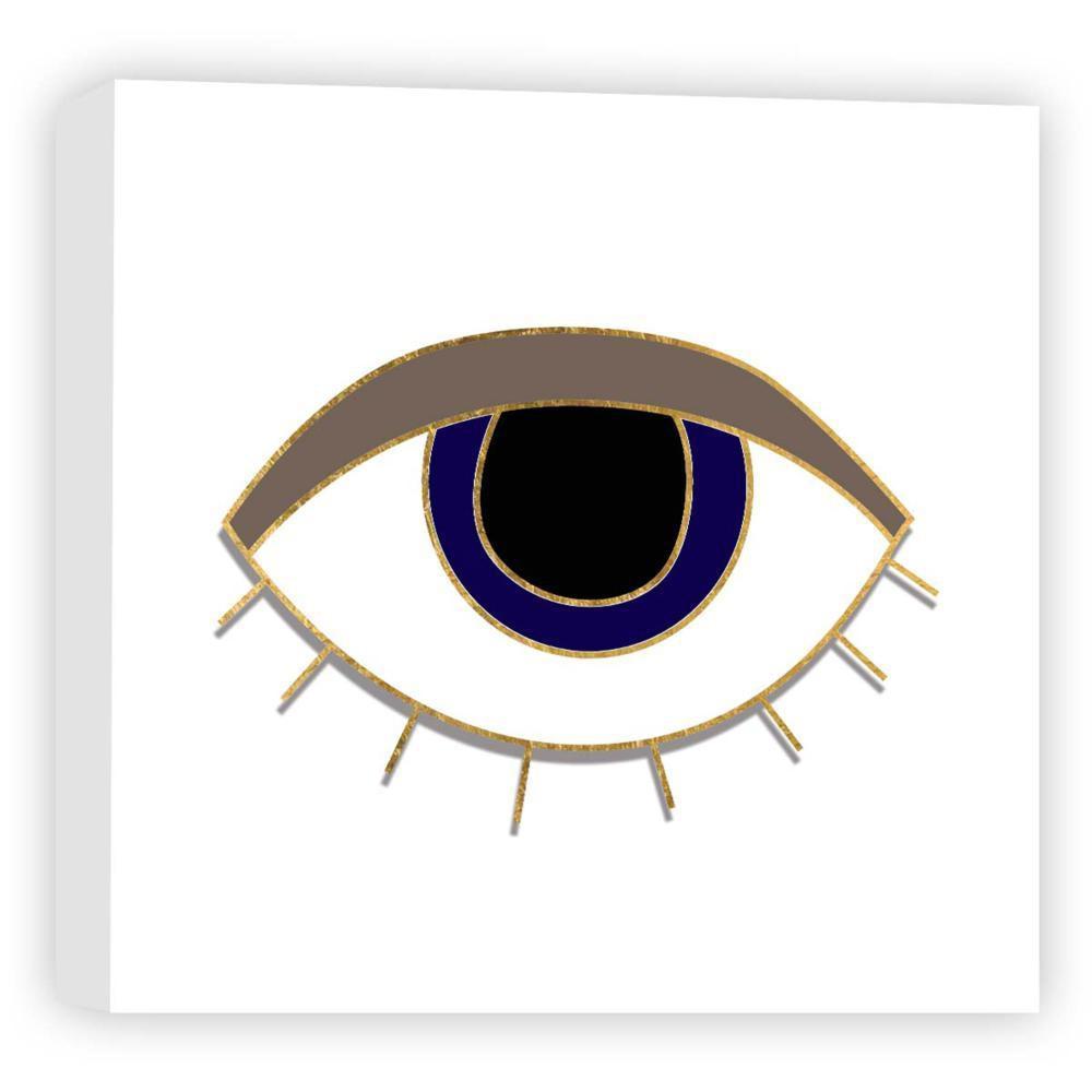 16 34 X 16 34 Eye Ii Decorative Wall Art Ptm Images