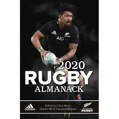 2020 Rugby Almanack - by  Clive Akers (Paperback)