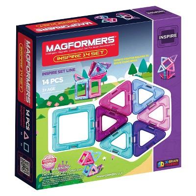 Magformers 14 Piece Inspire Set