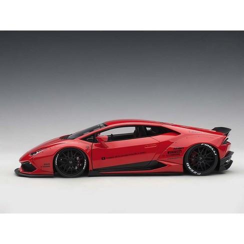 Lamborghini Huracan Lb Works Red 1 18 Model Car By Autoart Target