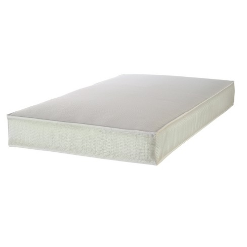 Sealy Cozy Cool Hybrid 2 Stage Coil and Gel Crib Mattress - image 1 of 3