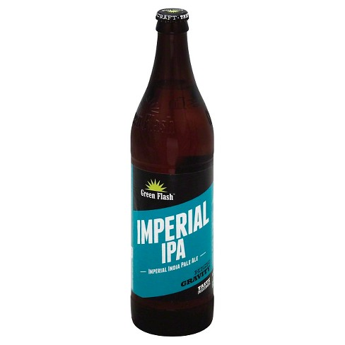 Green Flash® Imperial IPA - 22oz Bottle - image 1 of 1