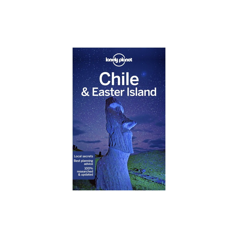 Lonely Planet Chile & Easter Island - 11 (Paperback)