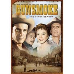Gunsmoke: The First Season (DVD)