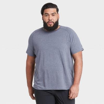 Men's Short Sleeve Run T-Shirt - All in Motion™ Navy L