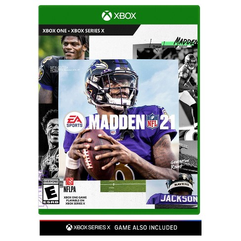 Madden NFL 21 - Xbox One/Series X : Target