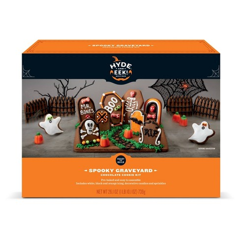 Chocolate Halloween Graveyard Cookie 26.1oz - Hyde & EEK! Boutique™ - image 1 of 1