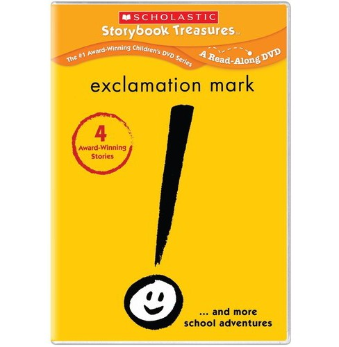 Exclamation mark and more school adve (DVD) - image 1 of 1
