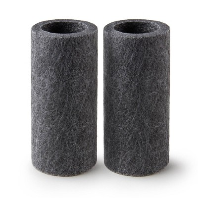 EcoFilter 2-Pack Replacement Filters from ZeroWater - Black