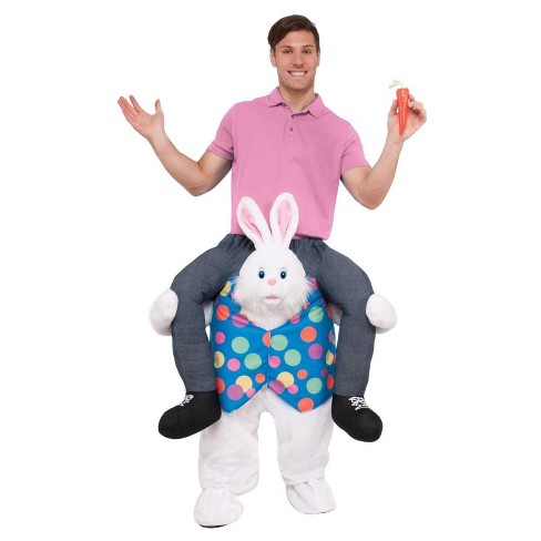 The Easter Bunny Shoulder Rider Adult Costume - One Size - image 1 of 1