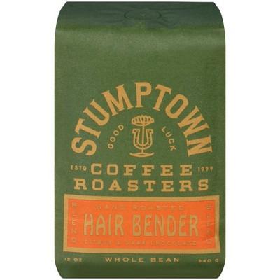 Stumptown Hair Bender Light Roast Whole Bean Coffee - 12oz