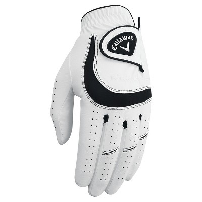 Callaway Golf glove Soft L - White