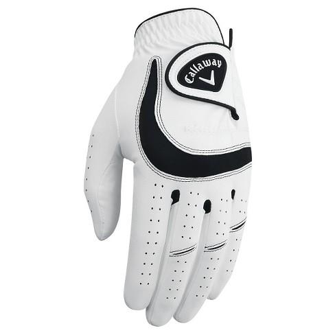 Callaway Golf glove Soft L - White - image 1 of 3