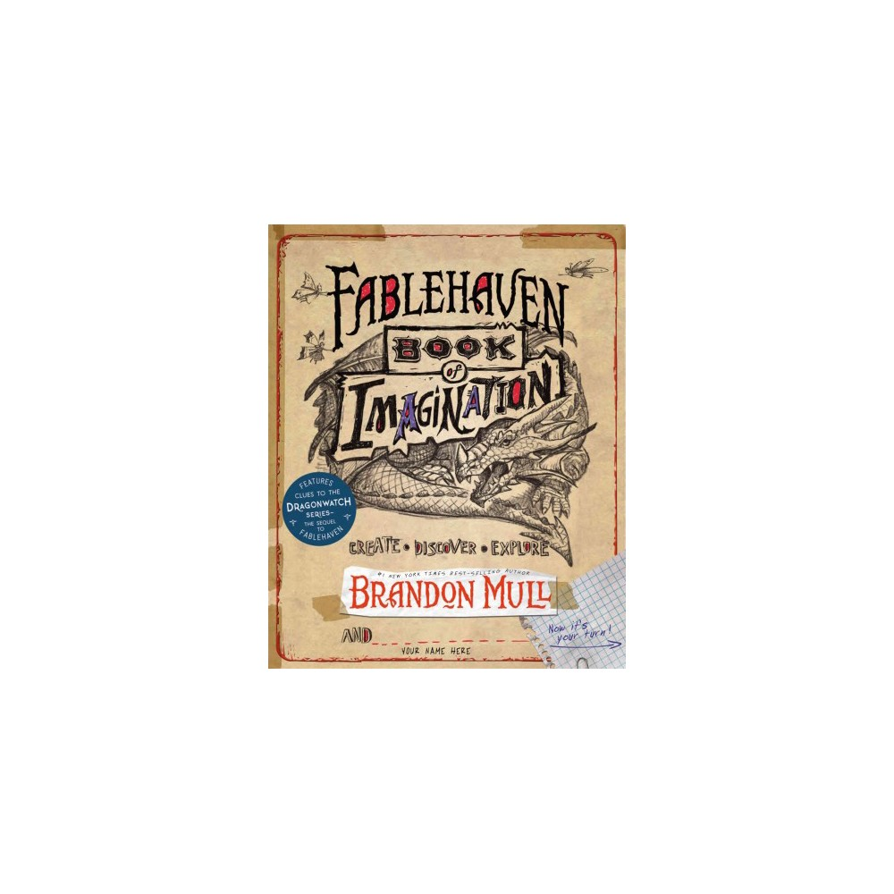 Fablehaven Book of Imagination (Paperback) (Brandon Mull)