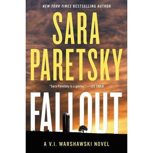 Fallout - by  Sara Paretsky (Paperback) - image 1 of 1