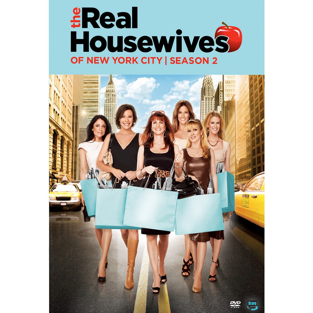 The Real Housewives of New York City: Season 2 [4 Discs] The Real Housewives of New York City: Season 2 [4 Discs]