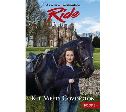 Kit Meets Covington -  (Ride) by Bobbi J. G. Weiss (Hardcover) - image 1 of 1