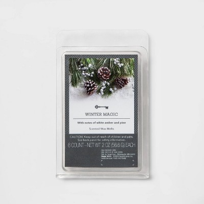 6ct Winter Magic Scented Wax Melts - Threshold™