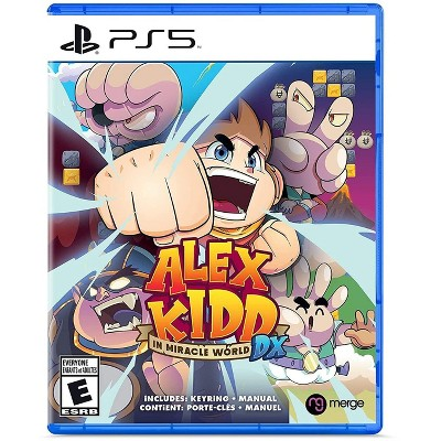 Alex Kidd In Miracle World Dx - PlayStation 5