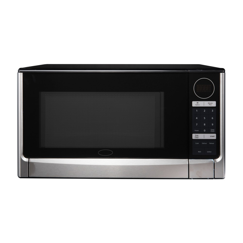 Oster 1.6 Cu. Ft. 1100 Watt Digital Microwave Oven -Black OGYZ1602B, Black 17279253