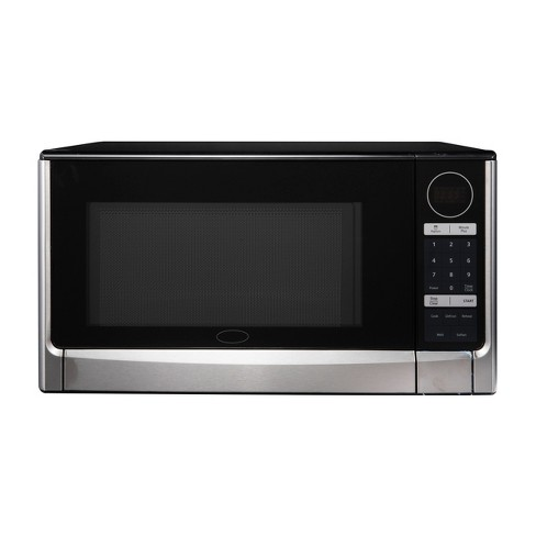 Oster 1.6 Cu. Ft. 1100 Watt Digital Microwave Oven -Black OGYZ1602B - image 1 of 5