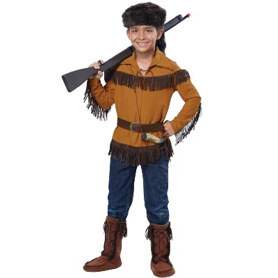 California Costumes Frontier Boy Child Costume