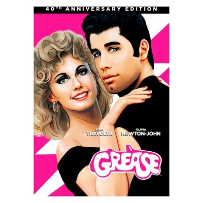 Grease (40th Anniversary Repackage)(DVD)