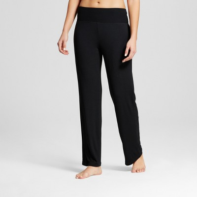 Post Maternity Pajama Pants - Gilligan & O'Malley™ - Black S