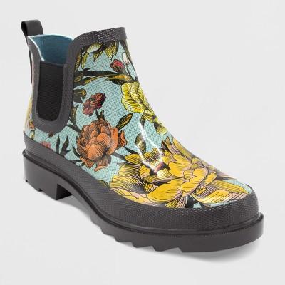 Size 8 Garden Ankle Boot - Apple Blossom - Threshold™