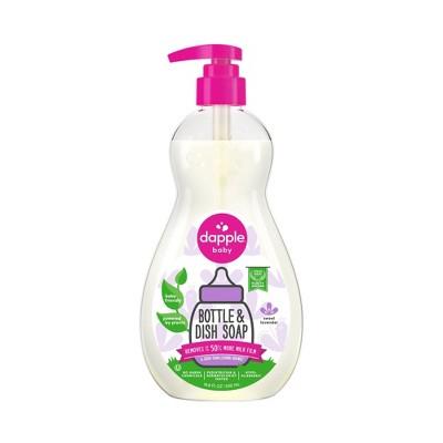 Dapple Baby Bottle & Dish Soap - Sweet Lavender - 16.9 fl oz