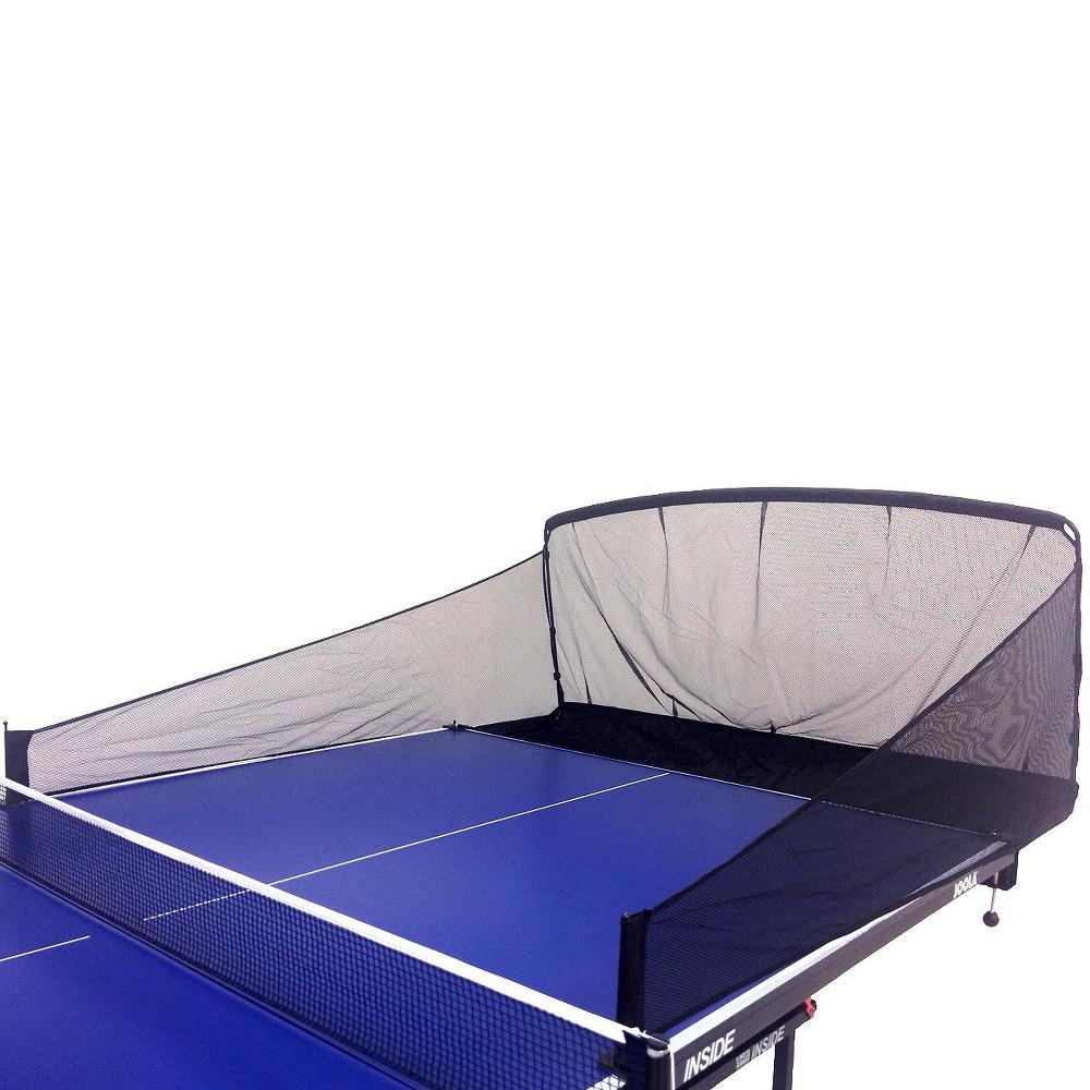 Joola iPong Carbon Fiber Table Tennis Ball Catch Net, White
