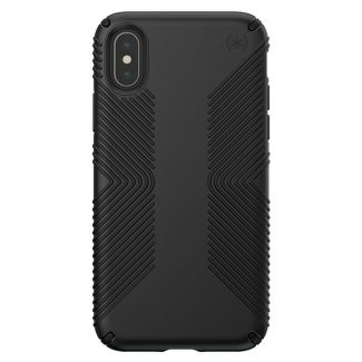Speck Apple iPhone X/XS Presidio Grip Case - Black
