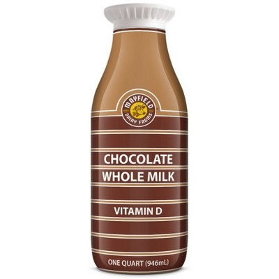 Mayfield Whole Chocolate Milk - 1qt