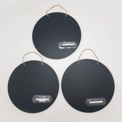 3ct Reversible Craft Hanging Sign - Bullseye's Playground™