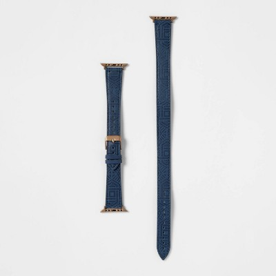 heyday™ heyday Apple Double Wrap Watch band  38/40mm - Night Blue
