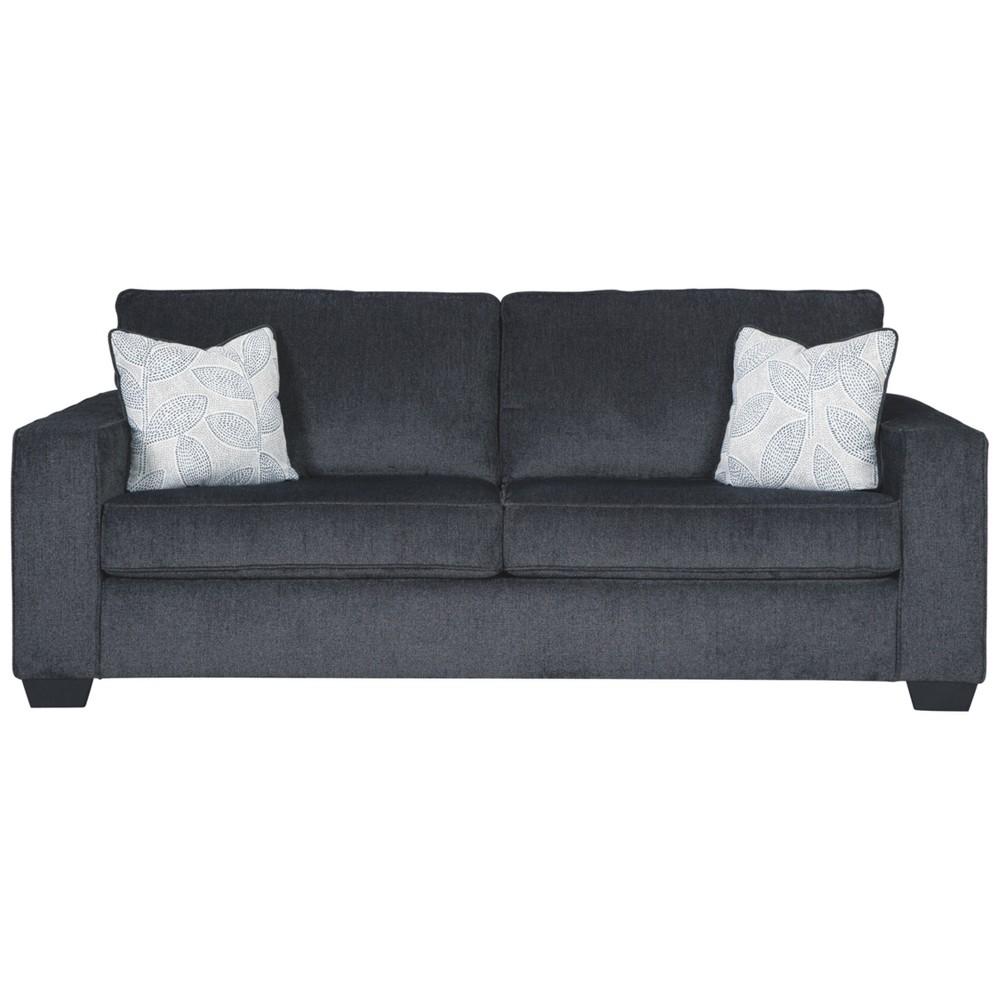 Altari Queen Sofa Sleeper Slate Gray - Signature Design by Ashley