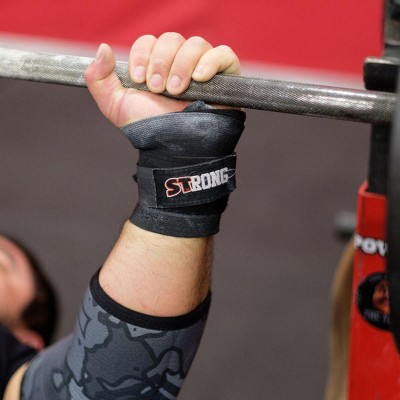Sling Shot STrong Wrist Wraps by Mark Bell