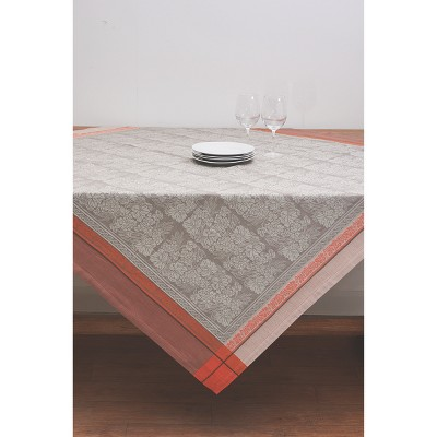 C&F Home Grapevine Jacquard Table Topper