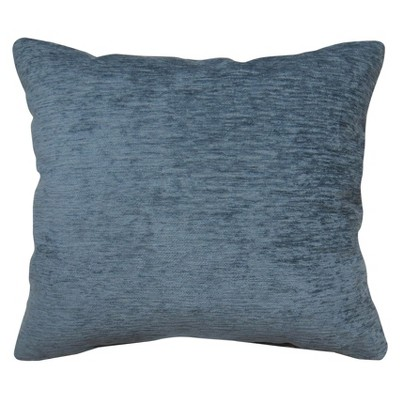 Solid Oversize Square Throw Pillow Blue - Threshold™