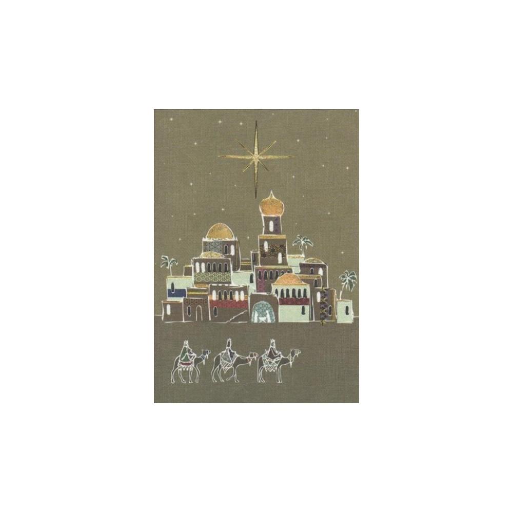 Star of Bethlehem Small Holiday Cards (Stationery) Star of Bethlehem Small Holiday Cards (Stationery)