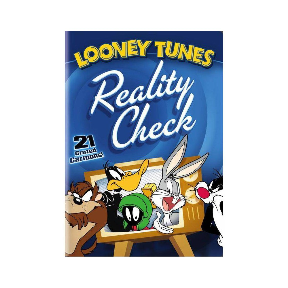 Looney Tunes Reality Check Dvd 2015