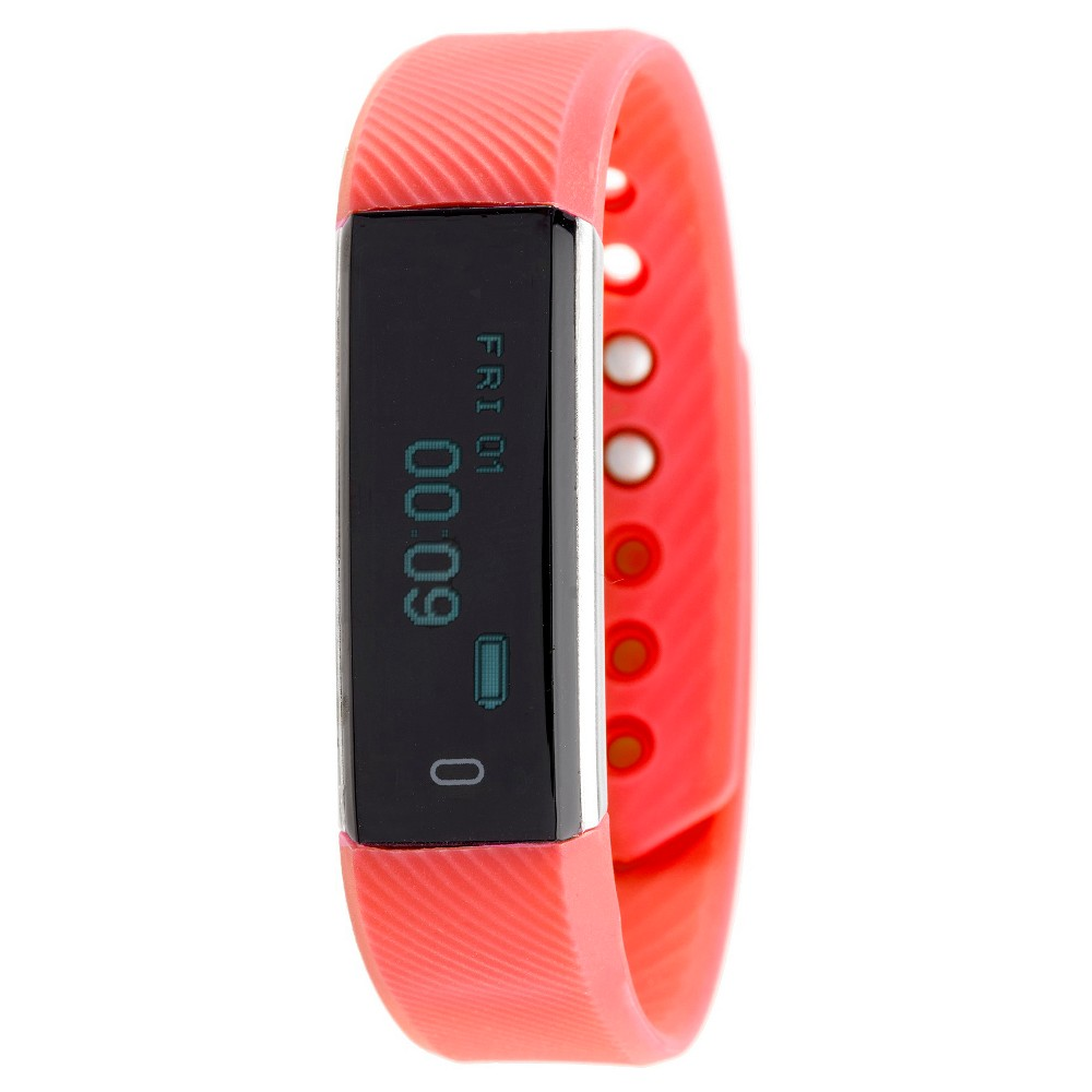 Image of RBX TR5 Digital Activity Tracker - Red