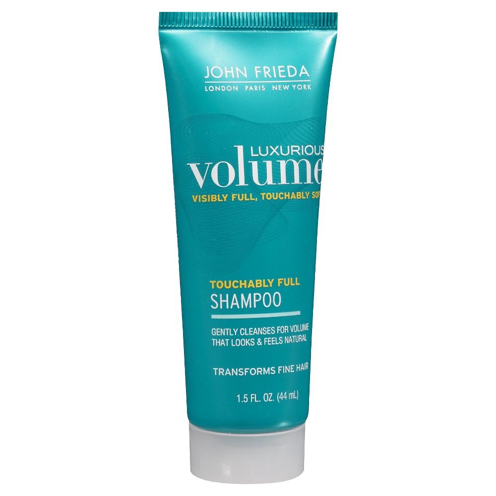 John Frieda Luxurious Volume Touchably Full Shampoo - 1.5 fl oz