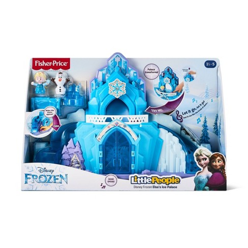 Fisher-Price Little People Disney Frozen Elsa's Ice Palace - image 1 of 4