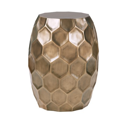 Braydon Accent Table - Bronze