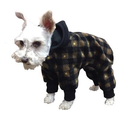 Ultra Paws SnoJame Dog Apparel - Black - S