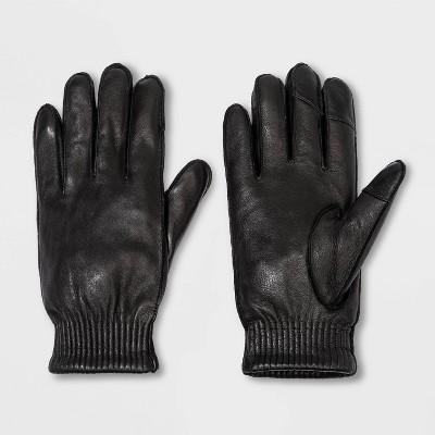 Women's Leather Gloves - Universal Thread™