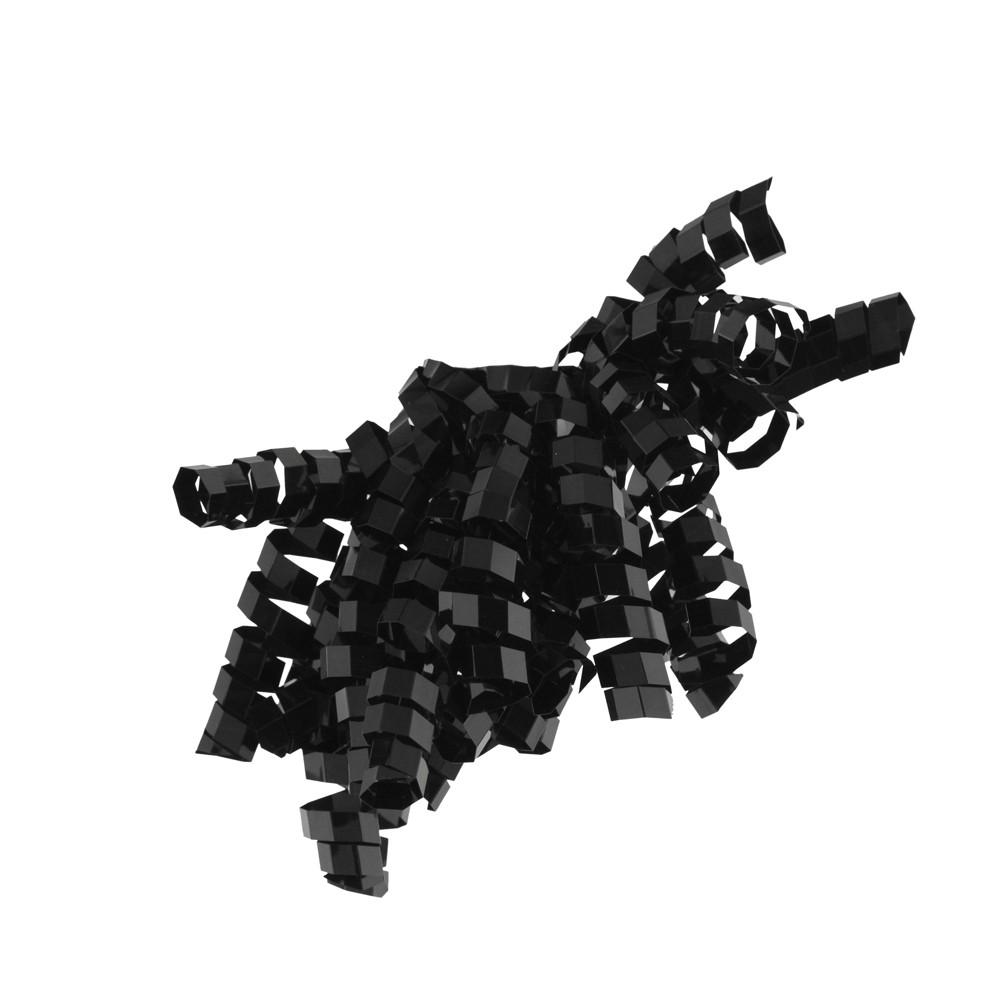 Image of Crimped Curl Swirl Black - Spritz