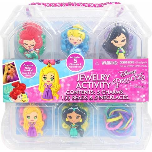 Disney Princess Necklace Activity Set Target