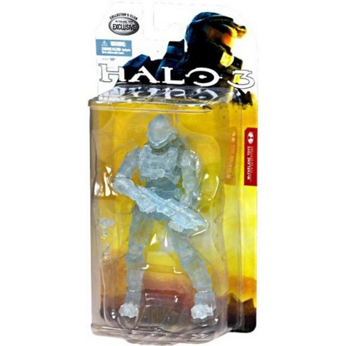 McFarlane Toys Halo 3 Series 3 Spartan Soldier EVA Action Figure [Active Camouflage] - image 1 of 3